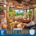 Rustic Lodge: Fishing Map and Guide