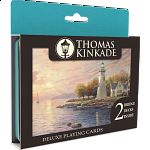 Thomas Kinkade Deluxe Playing Cards