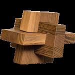 Slanted Cross Knot Pelikan