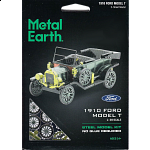 Metal Earth - 1908 Ford Model T (Dark Green)