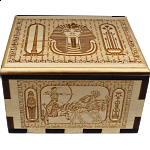 Hurricane Puzzle Box - Ancient Egypt