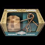 Greek Mini 2 Pack Puzzles: Mosaic Tile & Grecian Javelin
