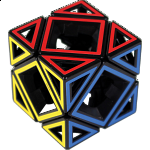 Hollow Skewb Cube