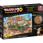 Wasgij Original #31: Safari Surprise!