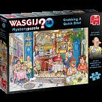 Wasgij Mystery #18: Grabbing A Quick Bite!