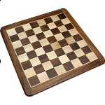 16 Inch Shisham Chess Board - Minor Imperfections