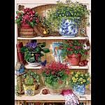 Flower Cupboard - Large Piece