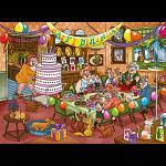Wasgij Mystery #16 : Birthday Surprise!