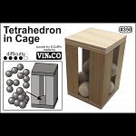 Tetrahedron in Cage