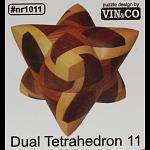 Dual Tetrahedron 11