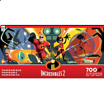 Disney Panoramic: The Incredibles 2