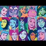 Disney Princess: Collage - Large Piece