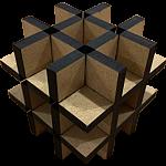 Inversion Cube Puzzle