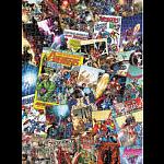 Marvel Avengers Collage