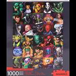 Marvel Villains Collage