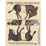 Puzzle of the Trick Mules