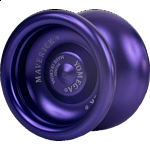 Maverick (Purple) - Aluminum Ball Bearing Yo-Yo