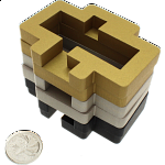Crossover - Metal Puzzle