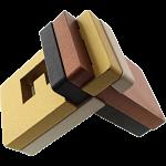 Big A Cross - Metal Puzzle