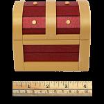 Treasure Chest Puzzle Box
