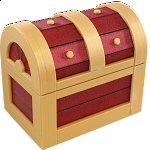 Treasure Chest Puzzle Box