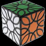 Sunflower Cube - Black Body