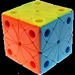 limcube Morpho Marinita-Stickerless (Skewb-Core + 2x2x2 Cutting)
