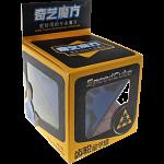 MoFangGe Timur Gear Halpern-Meier Tetrahedron - Black Body