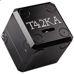 Tessarisis Puzzle - Black and Gold (with Tarka)
