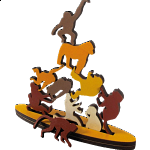 Constantin Games: Monkey Business