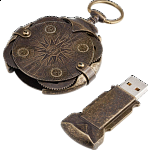 Compass Cryptex Lock - 16GB USB Stick