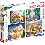 Once Upon A Time... - 4 Progressive Puzzles