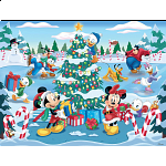 Together Time: Christmas at the Skating Pond - Family Pieces