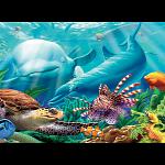 Undersea Glow: Seavilians