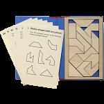 Puzzle Booklet - TetraTan