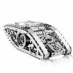 Mechanical Metal Model - Marvel Tank 2