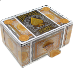 """""""The Verso"""" - Playing Card Puzzle Box"""