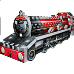 Harry Potter: Hogwarts Express (155pc)- Wrebbit 3D Jigsaw Puzzle