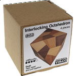 Interlocking Octahedron