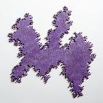 Infinity Wooden Jigsaw Puzzle - Purple