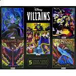 Disney Villains: 5 in 1 Jigsaw Puzzle Multi-Pack