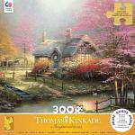 Thomas Kinkade: Inspirations - Stepping Stone - Large Piece