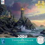 Thomas Kinkade: Inspirations - Rock of Salvation - Large Piece
