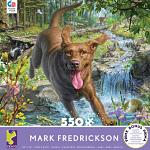 Mark Fredrickson: Brown Lab