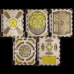 Codex Silenda - 5 Page Original