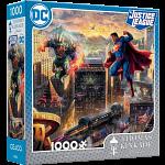 DC Comics: Thomas Kinkade - Superman Man of Steel