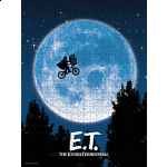 Blockbuster Movie Poster Puzzle - E.T. The Extra-Terrestrial