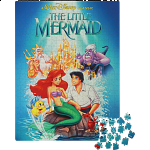 Blockbuster Movie Poster Puzzle - The Little Mermaid
