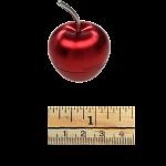 Aluminum Apple - Red
