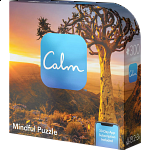 Calm Mindful Puzzle Collection: Quiver Tree